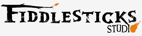 Logo Fiddlesticks Studio